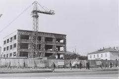 Строительство ЦУМа конец 70-х