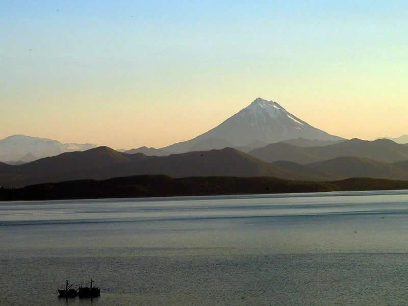 Вулкан Вилючинский (Вилючинская сопка) — вулкан наКамчатке