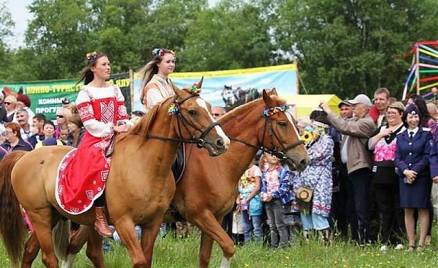Приглашаем на краевой фестиваль «Мы – славяне»