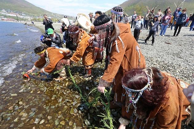 Жителей и гостей Камчатки приглашают на обрядовый праздник «День первой рыбы»