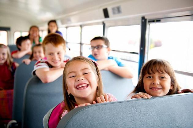 С 1 июля 2018 г. группы детей будут перевозить автобусами по новым правилам дорожного движения