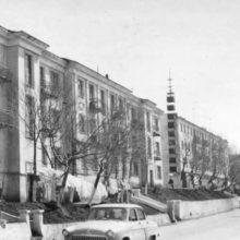 Улица Советская, дом 24. Город Петропавловск-Камчатский