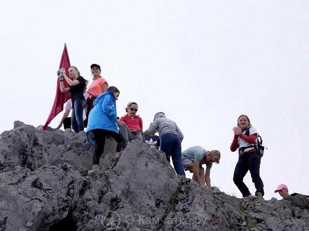 Юные спортсмены Камчатки побывали в социальном туре к подножию Авачинского вулкана
