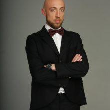 Специальный гость праздника российский актёр юмористического жанра, DJ Серж Горелый