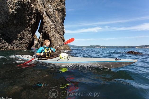 На «Камчатском Арбате» каждый желающий сможет попробовать себя в водных видах спорта
