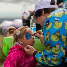 Праздник под Козельским вулканом собрал несколько тысяч жителей и гостей Камчатки