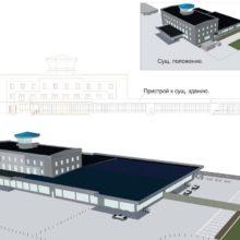 В международном аэропорту Петропавловск-Камчатский (Елизово) начались работы по расширению действующего аэровокзального комплекса
