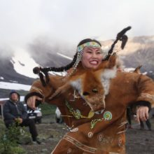 Главное мероприятие туристического сезона День вулкана 2018