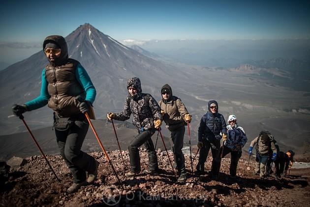 Гостям Дня вулкана на Авачинском перевале необходимо получить разрешение