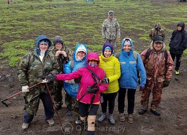 Социальный тур в День вулкана: погода не испортила впечатлений