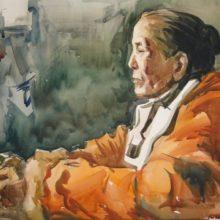 Камчатка в лицах: «Заветные миры Вадима Санакоева»