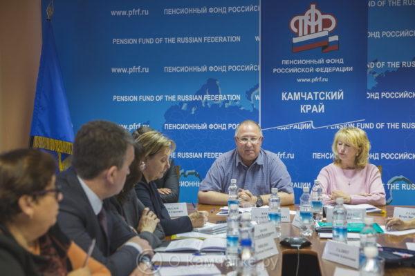 Инициативы по изменению пенсионного законодательства обсудили на Камчатке