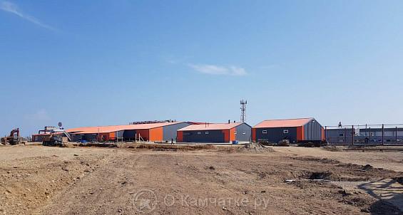 Резидент ТОР «Камчатка» завершил строительство завода по переработке минтая