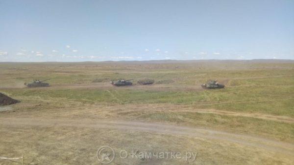 На Камчатке проходят масштабные военные учения «Восток-2018»