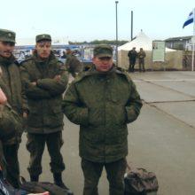 В Камчатском крае завершились сборы резервистов, которые проходили в рамках учений «Восток-2018»