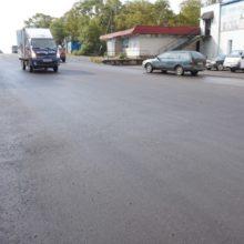 Новая дорога стала результатом совместного сотрудничества администрации города и предпринимателей