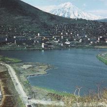 Вид на Озерновскую косу и озеро Култучное