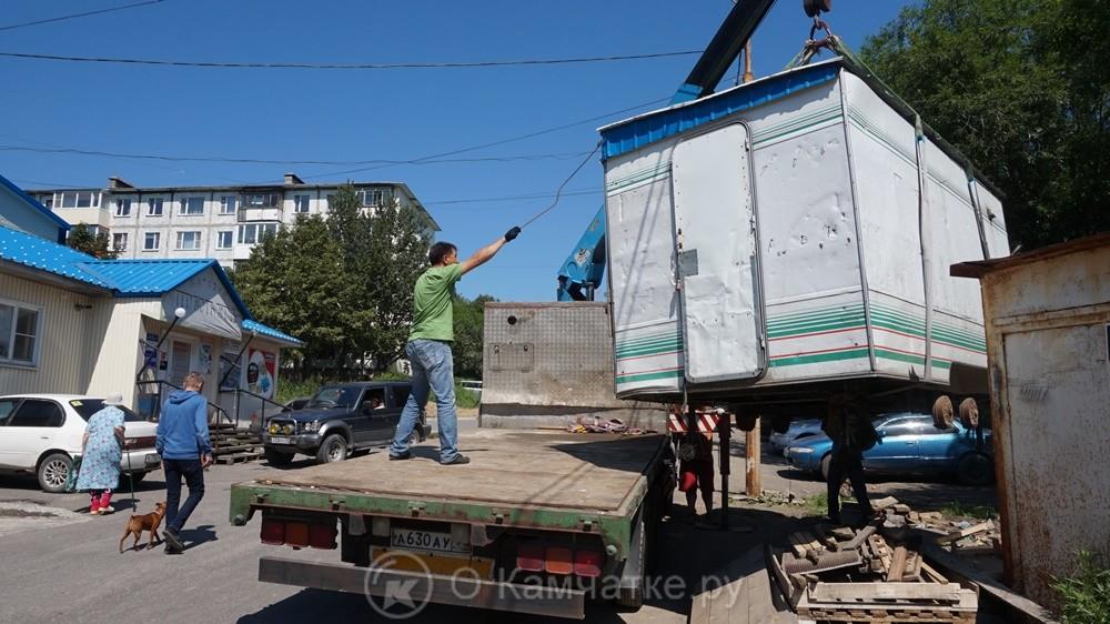 В Петропавловске-Камчатском начата проверка киосков и павильонов