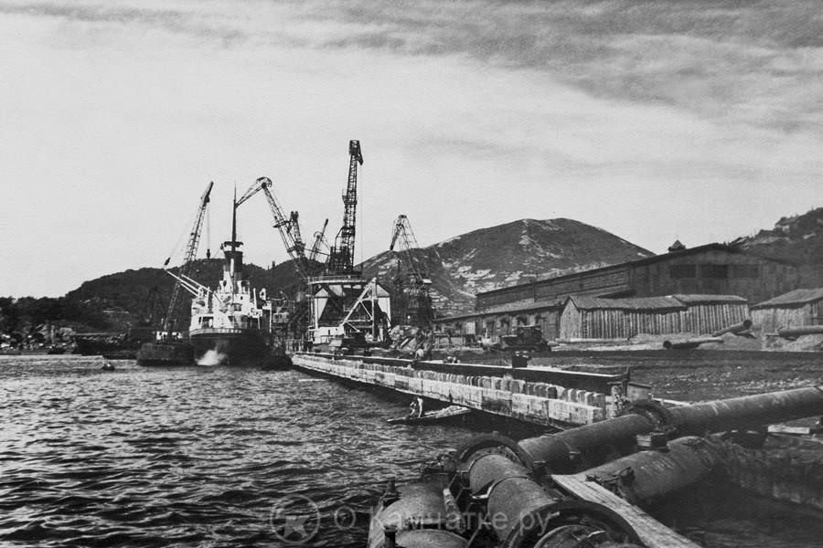 Петропавловск-Камчатскому морскому торговому порту – 75