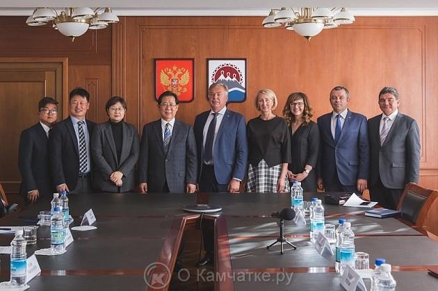 Круизное сообщение между Камчаткой и Республикой Корея намерена развивать организация АРАССВА
