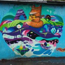 Победитель конкурса граффити будет назван в День города