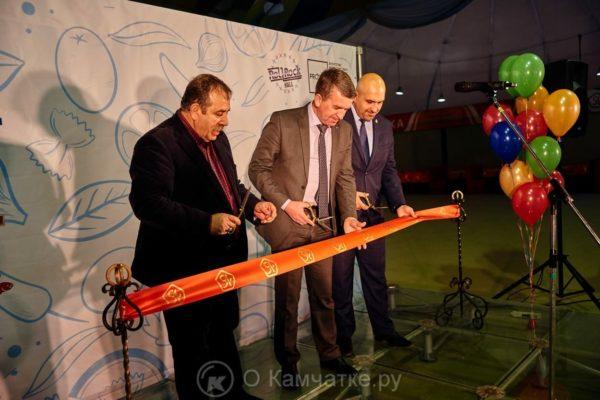Новая ярмарка камчатских товаропроизводителей начала свою работу в столице края