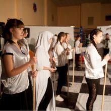 Уже завтра, в пятницу, в Петропавловске-Камчатском состоится IV творческо-интеллектуальный турнир «Живые Шахматы»