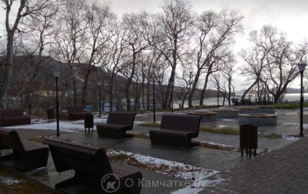 Объекты благоустройства краевой столицы подготовят к зиме