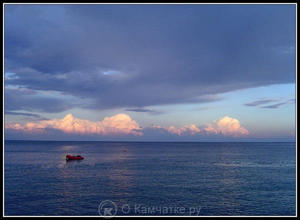 На Камчатке во всех районах закрыли навигацию для маломерных судов
