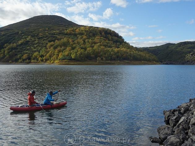 В этом году при финансовой поддержке Фонда президентских гратов ихтиологи начали систематические инструментальные работы в бассейне озера Ангре на Камчатке