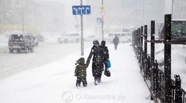 Занятия в школах Петропавловска отменены из-за непогоды
