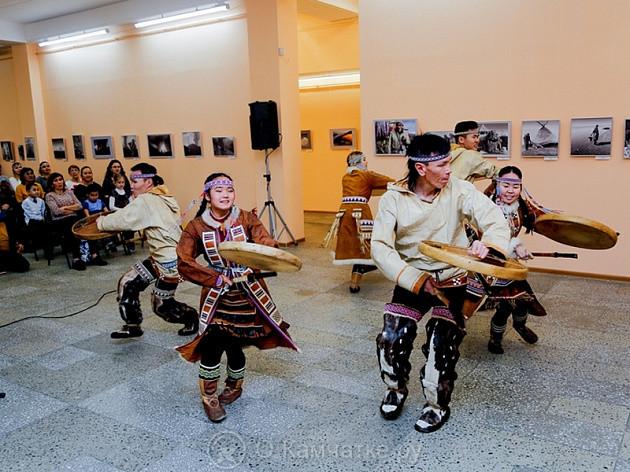 День быстринских эвенов на Камчатке
