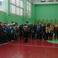 Более 100 школьников боролись за звание лучших в спортивном туризме