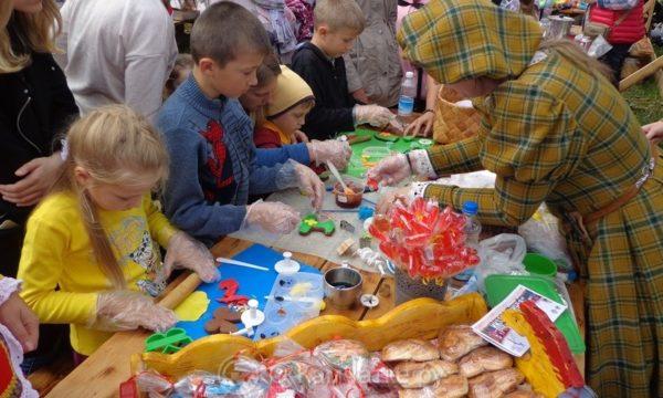 Детская площадка «Я, ты, он, она – вместе целая страна!» будет работать в центре города