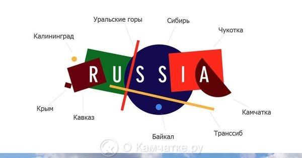Камчатка попала на новый туристический бренд России