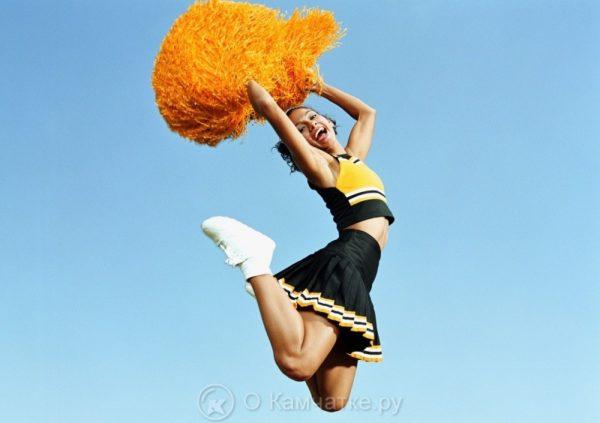 В ближайшие выходные в Петропавловске-Камчатском пройдут соревнования по спортивной акробатике и чир-спорту