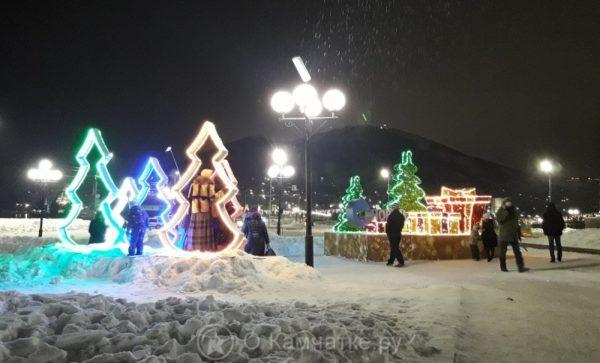 В период проведения городских новогодних мероприятий будет обеспечена общественная безопасность
