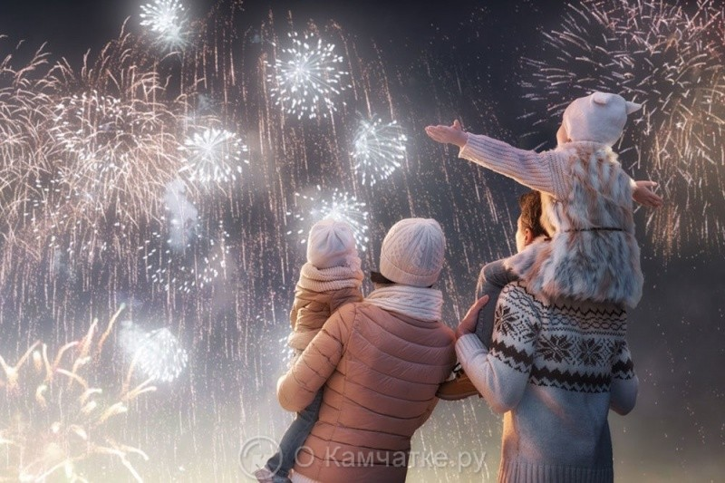 Петропавловск-Камчатский отпразднует наступление Нового 2019-го года
