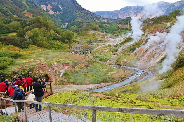 Камчатка возглавила список самых желанных для путешествий мест в России