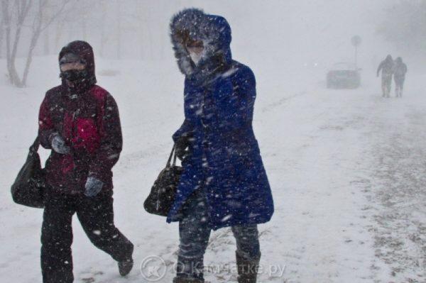 Усиление ветра и осадков ожидается в Петропавловске-Камчатском в ночь на 19 декабря. Об этом сообщили в ЕДДС краевой столицы