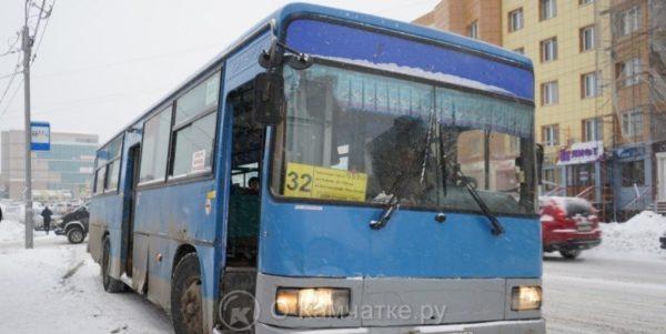 В Петропавловске-Камчатском изменилось утреннее расписание автобуса № 32