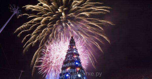 Во время празднования Нового года будет работать ярмарка