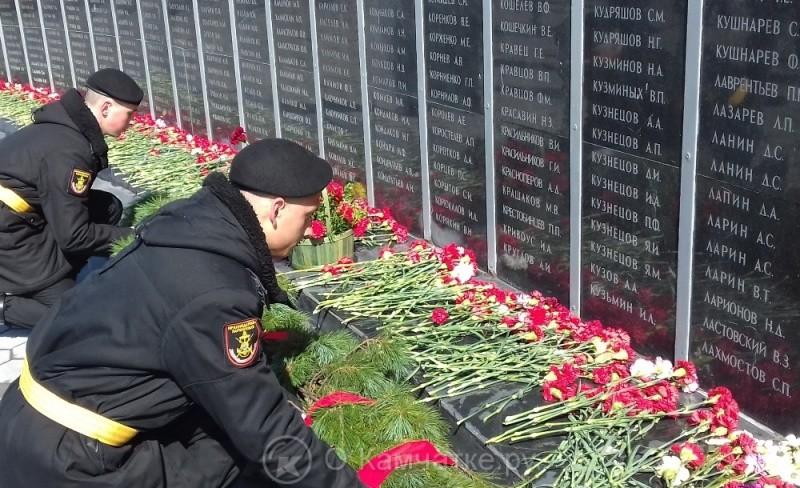 В субботу, 2 февраля, в Парке Победы на ул. Дачная пройдет торжественное мероприятие, посвященное Дню воинской славы России