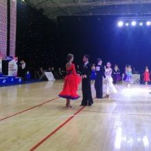 Танцоры ТСК «Кантилена» представили Камчатку в Первенстве ДВФО по танцевальному спорту