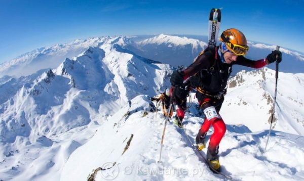 В ближайшую субботу, 12 января, на горнолыжной базе «Красная сопка» пройдут соревнования по ски-альпинизму