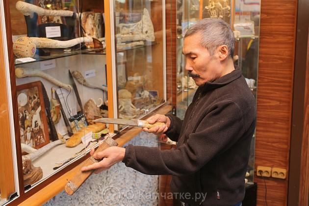 В краевой столице откроется выставка «Камчатский клинок»
