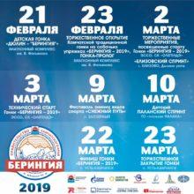 Организаторы фестиваля зимних видов спорта «Снежный путь 2019» объявили о начале приема заявок для участия в чемпионате и первенстве Петропавловск-Камчатского