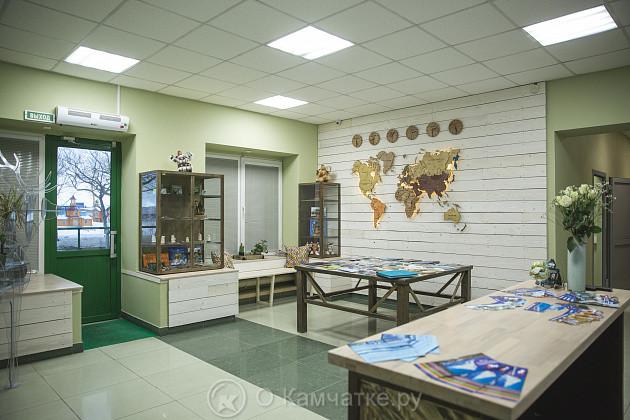 Новый визит-центр для туристов открылся на Камчатке