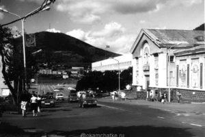 Кинотеатр «Камчатка» фото 1950-1980-х годов