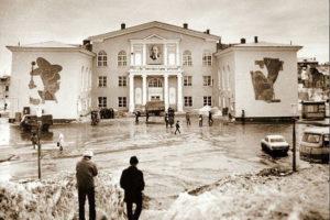 Дом культуры СРВ, фото 1960-1980 годов
